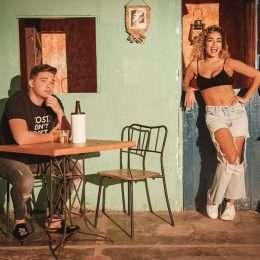 Wesley Safadão grava videoclipe com Anitta