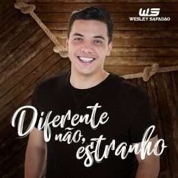 """Confira """"Diferente Não, Estranho"""", novo EP de Wesley Safadão"""