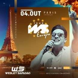 Wesley Safadão em Paris