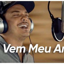 """Wesley Safadão regrava """"Vem Meu Amor"""" para a novela Segundo Sol da Rede Globo"""