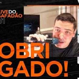Wesley Safadão anima internautas com live em 3 plataformas