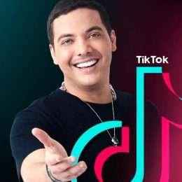 Wesley Safadão atinge 1 Milhão de seguidores no TikTok