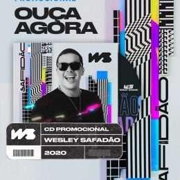 Wesley Safadão lança novo CD Promocional; ouça aqui