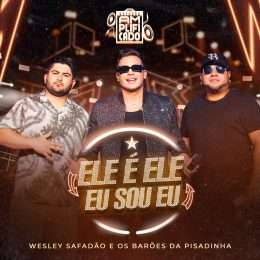 """Wesley Safadão recebe certificação de platina duplo para """"Ele É Ele, Eu Sou Eu"""""""
