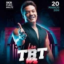 Para relembrar os grandes sucessos, Wesley Safadão anuncia live do projeto TBT
