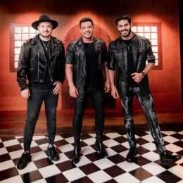 Novo single de Israel e Rodolffo traz participação de Wesley Safadão; assista