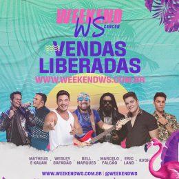 Wesley Safadão anuncia festa weekend no México; pacotes à venda