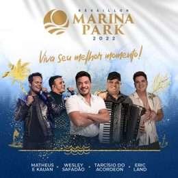 Wesley Safadão é atração confirmada no Réveillon Marina Park 2022